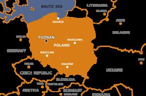 Poznan city