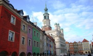 Poznan Attractions History