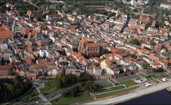 Torun Poland Old Town